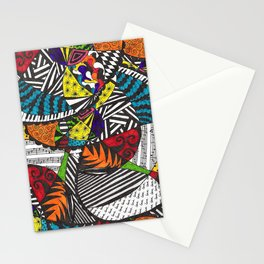 Ooo Jazzy Baby Stationery Cards