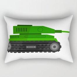 tank Rectangular Pillow
