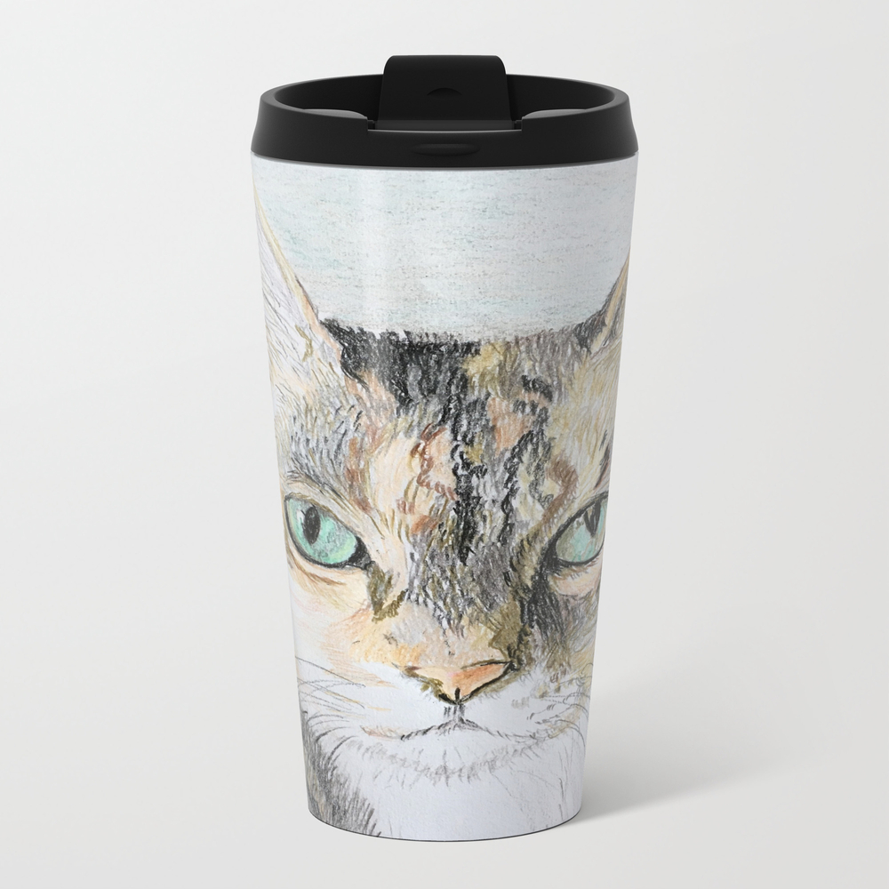 Cookie The Cat Travel Cup TRM7593455