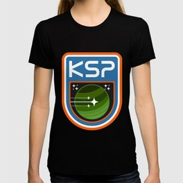 Kerbal Space Program Badge - Jool T-shirt