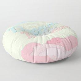 Dream A Little Floor Pillow