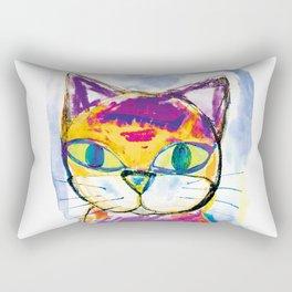 Kitty 4 Rectangular Pillow