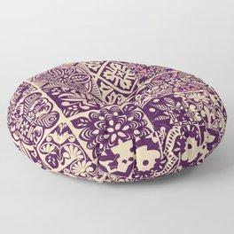 talavera mexican tile_16 Floor Pillow