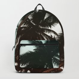Summer Gradient Palms Backpack