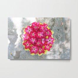 The floweress Metal Print