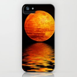 Mondscheinserenate iPhone Case