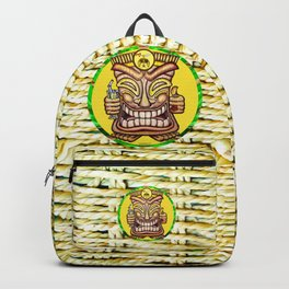 Shriner Happy Tiki #1 Backpack