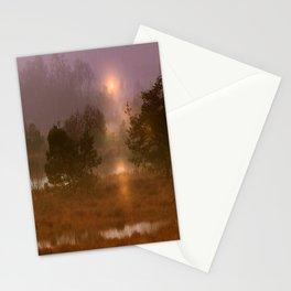 Moor spirit Stationery Cards