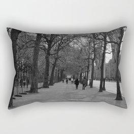 Walk to the Palace Rectangular Pillow