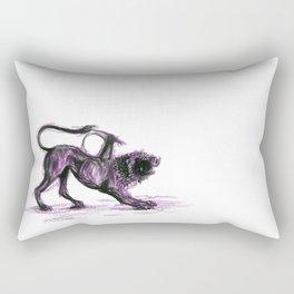 Chimera of Arezzo Rectangular Pillow