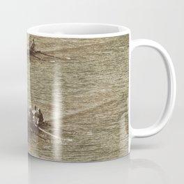 Do not row gentle Coffee Mug