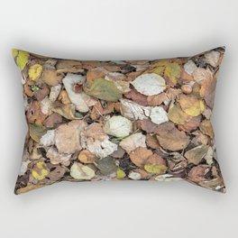OMG it's October, guys Rectangular Pillow