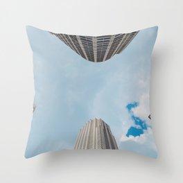 Sky Limit Throw Pillow
