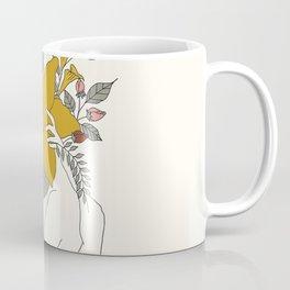 Colorful Blossom Hug Coffee Mug