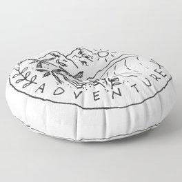 Seek Adventure Floor Pillow