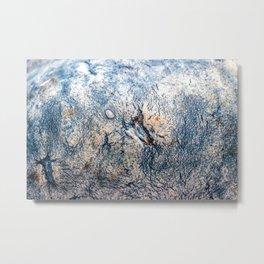 Cirrus Clouds: Close up #3 Metal Print