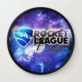 Rocket League Wall Clock