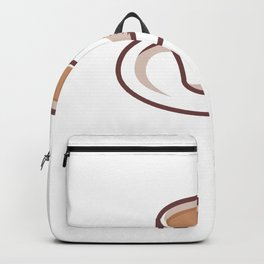 Todays Good Mood Is Sponsored By Chai - Chai Tea Latte Backpack