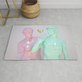 Two Lovers Rug