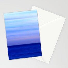 Ocean Horizontal Stationery Cards