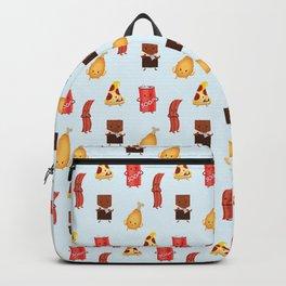 Bad Food Backpack