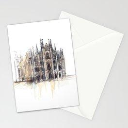 Duomo di Milano. Stationery Cards