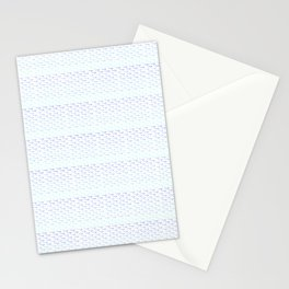 Nautical Trowels Stationery Cards