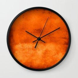 Desert #44 Wall Clock