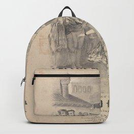 Lhuillier Edmond  Pepita la grenadine Backpack