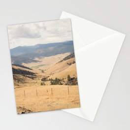 The Montana Collection - Wide Open Spaces Stationery Cards