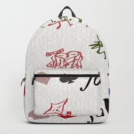 """""""POKER"""" sentient beings Backpack"""