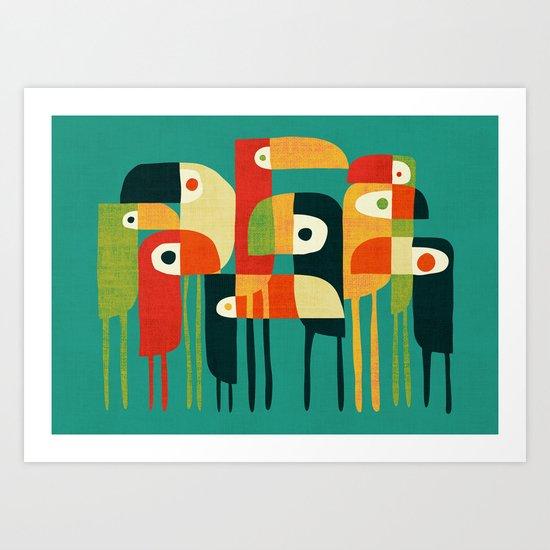 Toucan by budikwan