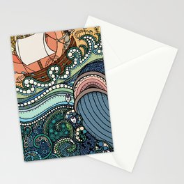 'Jonah and the Whale' Stationery Cards