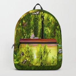 The Butterfly Glen Backpack