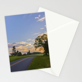 Sunrise Ahead Stationery Cards
