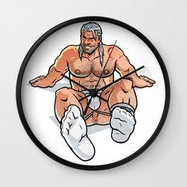 Jock Wall Clock