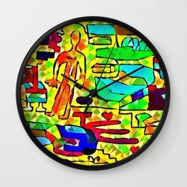 Rhythms Wall Clock