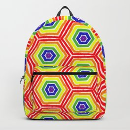 Pride Honeycomb Backpack