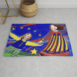 We Are Stars Rug