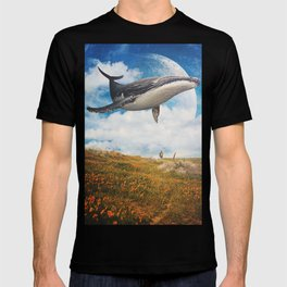 Field Of The Giant T-shirt