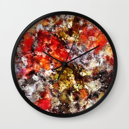 Furnace Wall Clock