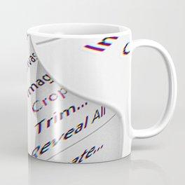 This is photo shop Coffee Mug