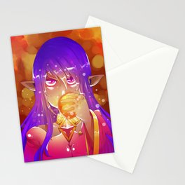 Sun Eater Stationery Cards
