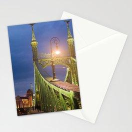 Budapest Bridge Stationery Cards