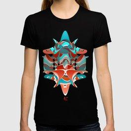 Series  七: Resident Iridesence T-shirt