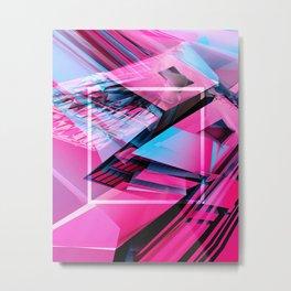 FORM #4 Metal Print