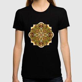 Mandala Sacred Rams - Bright Version T-shirt