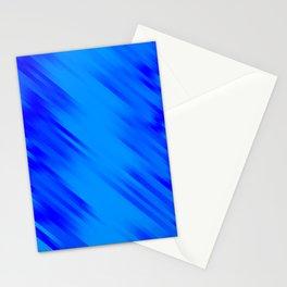 stripes wave pattern 7v1 yoi Stationery Cards