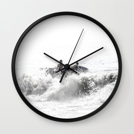 In The Brine Wall Clock