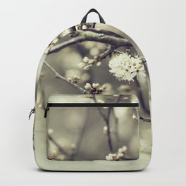wild blossoms Backpack